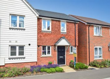2 bed semi-detached house for sale in Wenham Drive, Maidstone, Kent ME17