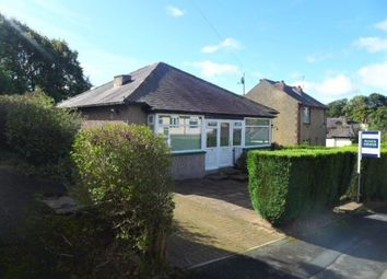 Thumbnail 3 bed detached bungalow for sale in Crow Trees Park, Rawdon, Leeds