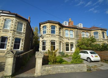Thumbnail 3 bed flat to rent in Chesterfield Road, St. Andrews, Bristol