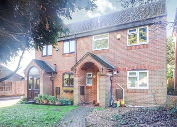 Thumbnail 3 bedroom semi-detached house for sale in Crabwood Road Maybush, Southampton