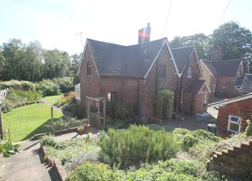 Thumbnail 2 bed semi-detached house for sale in Rochester Road, Cuxton, Kent