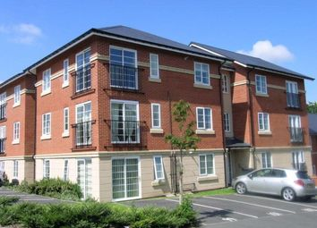 Thumbnail 2 bed flat to rent in Hamilton Avenue, Uttoxeter