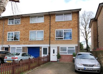Thumbnail 3 bed town house for sale in Golden Manor, Hanwell, London