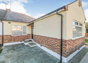Thumbnail 2 bed semi-detached bungalow for sale in Ingreway, Harold Wood, Romford