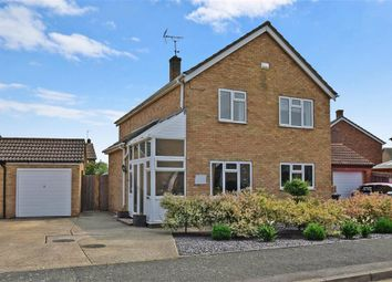 Thumbnail 4 bed detached house for sale in Peartree Road, Broomfield, Herne Bay, Kent