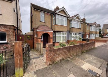 Thumbnail 3 bed semi-detached house for sale in Devon Road, Luton