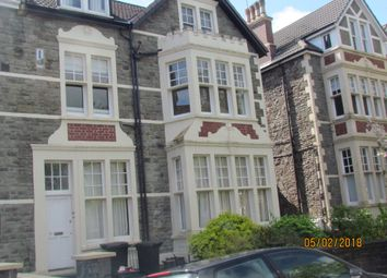 2 bed flat to rent in Belvedere Road, Westbury Park, Bristol BS6