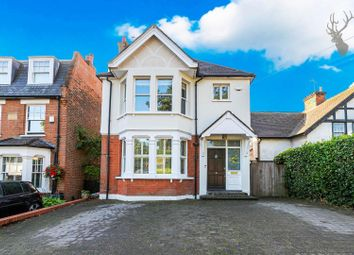Thumbnail 4 bed detached house for sale in Kendal Avenue, Epping