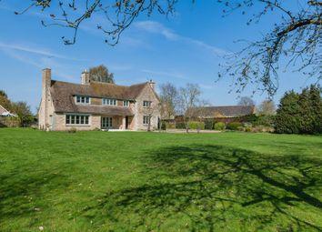 Thumbnail 4 bed detached house for sale in Graeme Road, Sutton, Peterborough