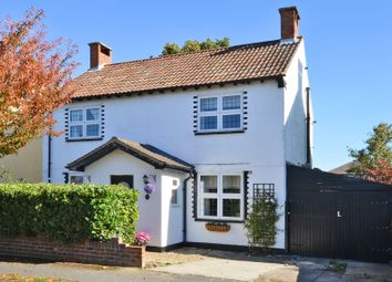 Thumbnail 3 bed detached house for sale in Queen Mary Avenue, Camberley