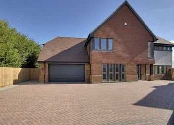 Thumbnail 5 bedroom detached house for sale in Thornden Wood Road, Herne Bay