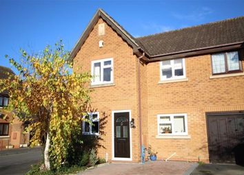 Thumbnail 3 bed semi-detached house for sale in Goldview, Rushy Platt, Wiltshire