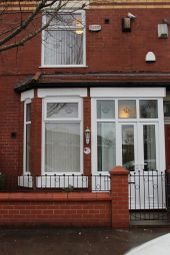 Thumbnail 4 bed terraced house for sale in Seaford Road, Salford
