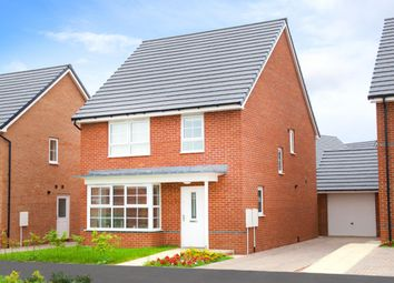 "Thumbnail 4 bed detached house for sale in ""Chesham"" at Park Hall Road, Mansfield Woodhouse, Mansfield"