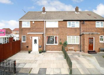 Thumbnail 3 bed semi-detached house for sale in Holmsley Crest, Woodlesford, Leeds