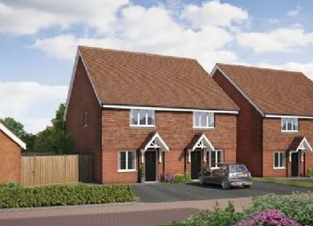 Thumbnail 3 bed semi-detached house for sale in Old Bisley Road, Frimley, Surrey