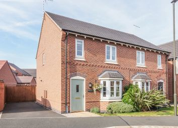 Thumbnail 3 bed semi-detached house for sale in Circuit Drive, Long Eaton, Nottingham