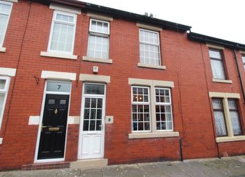 Thumbnail 2 bed terraced house for sale in Canterbury Avenue, Blackpool