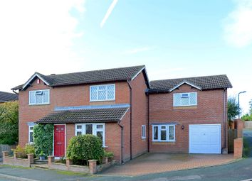 Thumbnail 5 bed detached house for sale in Rotherfield, Sundorne Heights, Shrewsbury