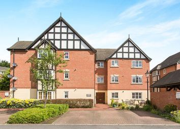 Thumbnail 2 bed flat for sale in Marine Approach, Northwich
