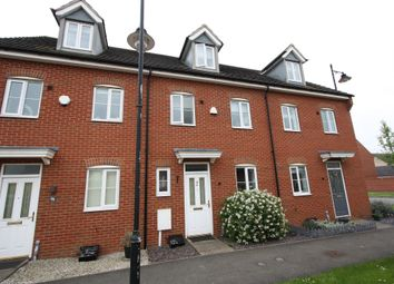 Thumbnail 3 bed town house for sale in The Pollards, Peterborough