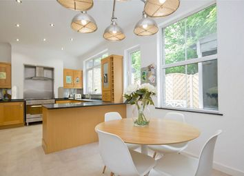 Thumbnail 4 bed terraced house for sale in Merton Avenue, Central Chiswick, London