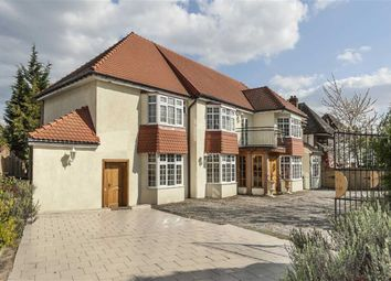 Thumbnail 8 bed detached house for sale in Weymouth Avenue, Mill Hill, London