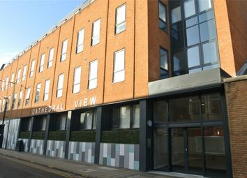 Thumbnail 1 bed flat for sale in Wentworth Street, Peterborough