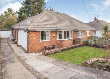 Thumbnail 2 bed semi-detached bungalow for sale in Highfield Mount, Thornhill, Dewsbury