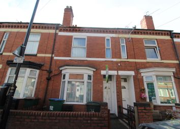 Thumbnail 5 bed terraced house to rent in Gulson Road, Coventry