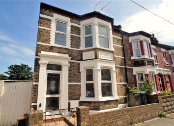 Thumbnail 3 bedroom end terrace house for sale in Cumberland Avenue, Gravesend, Kent