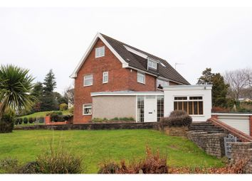 Thumbnail 5 bed detached house for sale in St. Catwg Walk, Swansea