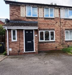 Thumbnail 2 bed maisonette for sale in Peel Way, Oldbury