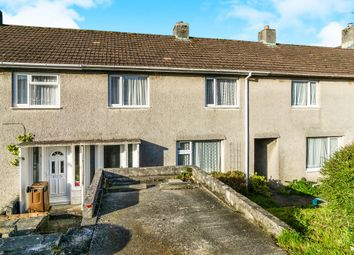 Thumbnail 3 bed terraced house for sale in Croydon Gardens, Plymouth