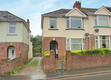 Thumbnail 3 bed end terrace house for sale in Abbey Road, Barnstaple
