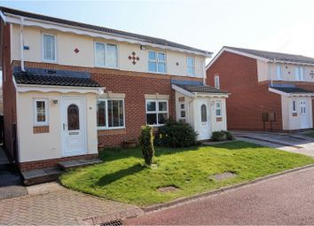 Thumbnail 3 bed semi-detached house for sale in Cranbrook, Marton, Middlesbrough