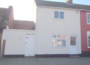 Thumbnail 2 bed town house for sale in Old Market, Beccles