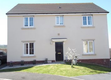 Thumbnail 4 bedroom detached house for sale in Heol Waunhir, Carway, Kidwelly