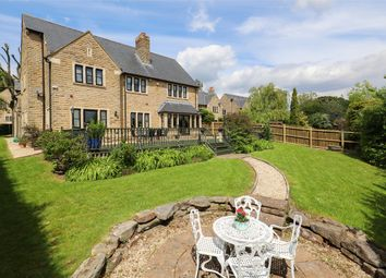 Thumbnail 7 bed detached house for sale in Bushey Wood Grove, Dore, Sheffield