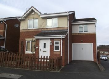 Thumbnail 4 bed detached house to rent in Little Meadow Croft, Northfield