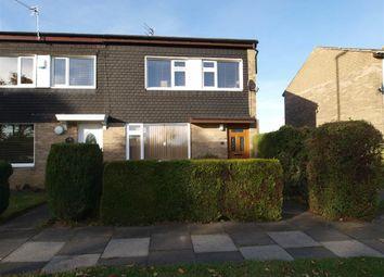 Thumbnail 3 bed end terrace house for sale in Alexandra Way, Cramlington