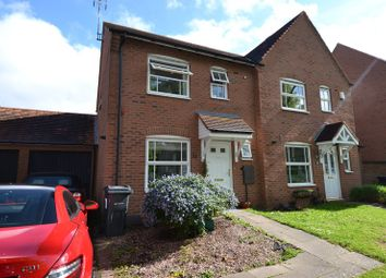 Thumbnail 3 bedroom semi-detached house for sale in Moor Green Lane, Moseley, Birmingham