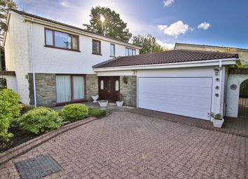 Thumbnail 4 bed detached house for sale in Hillcot Close, Lisvane, Cardiff