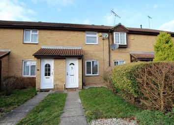 Thumbnail 2 bed terraced house for sale in Gainsborough Drive, Houghton Regis, Dunstable