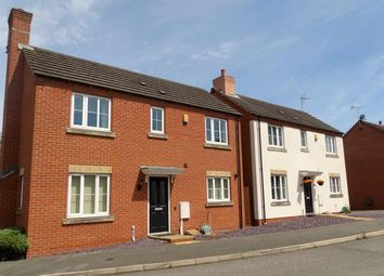Thumbnail 3 bed detached house to rent in Chapel Fields, Ravenshead, Nottingham