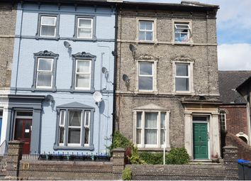 Thumbnail 2 bed flat for sale in Wilton Road, Salisbury
