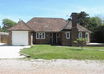 Thumbnail 3 bed detached bungalow for sale in Park Lane, Bexhill On Sea, East Sussex