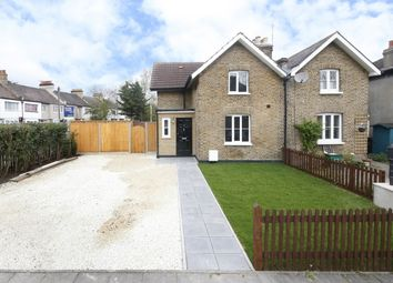 Thumbnail 4 bed semi-detached house for sale in Sydenham Cottages, Marvels Lane, London