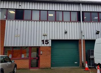 Thumbnail Light industrial to let in Unit 15, Greenwich Centre Business Park, 53 Norman Road, Greenwich, London