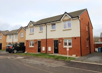 Thumbnail 3 bed property for sale in 2, Brock Place, Motherwell, North Lanarkshire